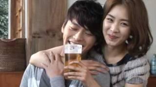 Hyun Bin & Lee Yeon Hee - Hite Beer CF - Making