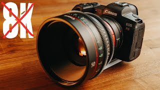 The Canon EOS R5 Is NOT AN 8K CAMERA! // Cinematic Test