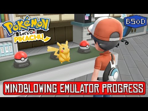 Pokemon Let's Go Booting in Yuzu Emulator? | Everything We