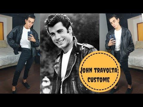 DISFRAZ DE LOS 70s (John Travolta????)
