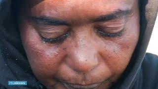 Overlevende bootramp Libië: 'Mijn kind is dood, het is klaar'  - RTL NIEUWS