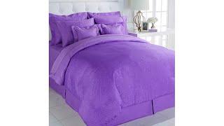 JOY Sweet Dreams 8piece AllinOne Luxury Bedding System