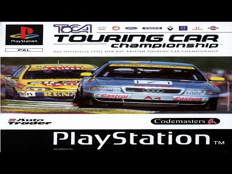 TOCA Touring Car Championship Soundtrack - TOCA Championship Racing (OST)