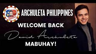 David Archuleta Arrives in Manila (13 Nov 2018)