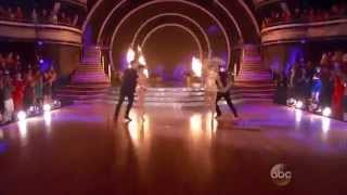 【HD】DWTS 19 Week 6   Opening Group Number   PITBULL Dancing With The Stars