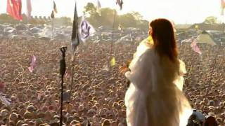 [HD] Florence + The Machine   Dog Days Are Over (GF 2010)
