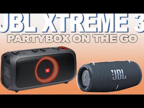 External Review Video E0Bb84h0RhM for JBL GO 3 Wireless Speaker