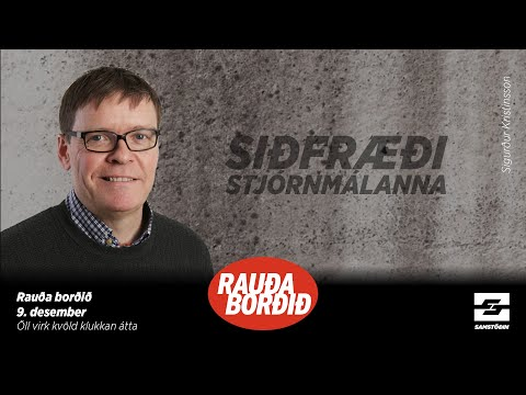 Rauða borðið: Hvað er að stjórnmálunum?