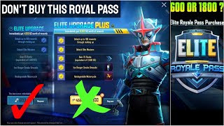 Season 13 Royal pass Review and Purchase   Should you buy royalpass for 1800 UC ?