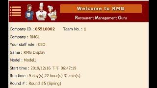 Restaurant Managment Guru – RMG introduction