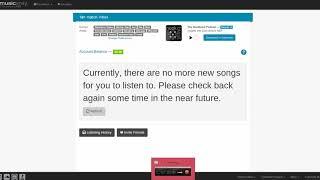 MUSICXRAY Зарабатываем на прослушивании музыки 2017