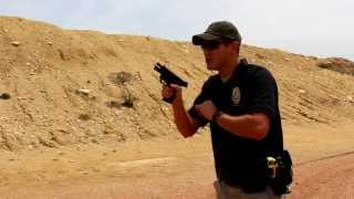 Pistol Skills: Emergency Reload