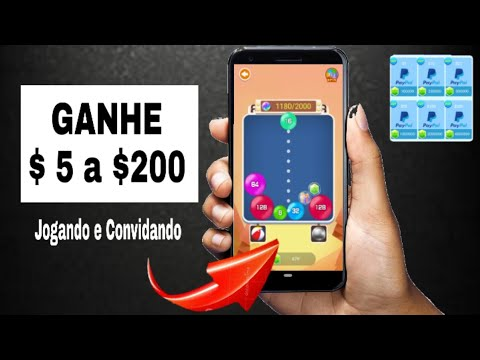Renda Extra - Ganhe Dinheiro  no Paypal Jogando (Money no paypal)