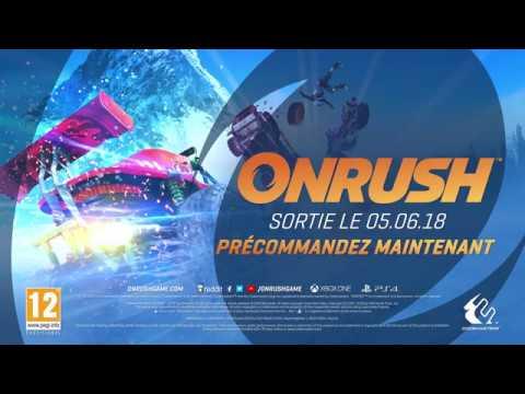 Teaser trailer de Onrush