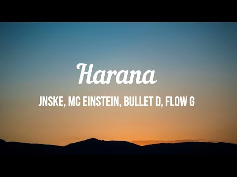 Harana Lyric video | Jnske, MC Einstein, Bullet D, Flow G