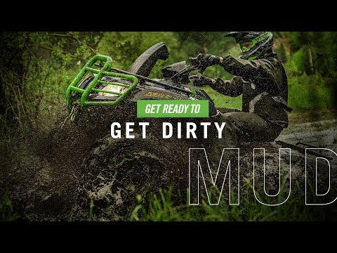 2019 Arctic Cat Alterra MudPro 700 LTD in Hancock, Michigan - Video 1