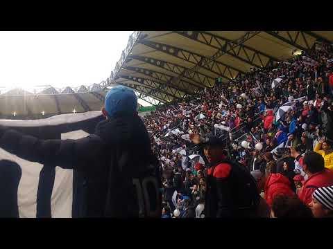 """""""Colo colo vs Temuco 2018"""" Barra: Garra Blanca • Club: Colo-Colo"""