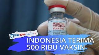 Indonesia Terima 500 Ribu dari 2,5 Juta Vaksin, Menlu Sampaikan Terima Kasih pada Australia