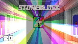 Stoneblock Modpack | Extreme Reactor & Tectonic Petrotheum