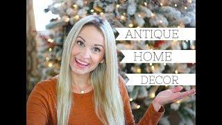 A MONTHLY HOME DECOR BOX?! 😍 Antique & Farmhouse Decor!
