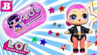 Куклы Капсулы #ЛОЛ 2 СЕМЬЯ ЕДЕТ в НОВЫЙ ДОМ LOL Surprise Мультики с куклами ЛОЛ Игрушки для девочек