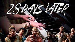 28 Days Later - Main Theme on Piano | Rhaeide