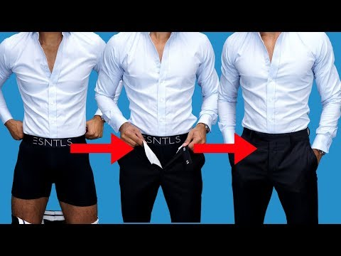 5 HIDDEN Ways To Keep Your Shirt Tucked In ALL Day Mp3