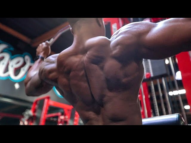 5 EXERCISES TO BUILD A WIDE V-TAPERED BACK   ADD THESE TO YOUR ROUTINE