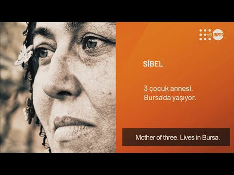 5 Women, 5 Stories - The Story of Sibel