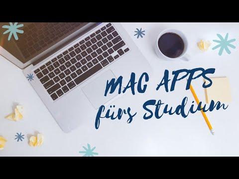 Mac + (ein paar) Windows Apps fürs Studium // Die besten Apps fürs Studium