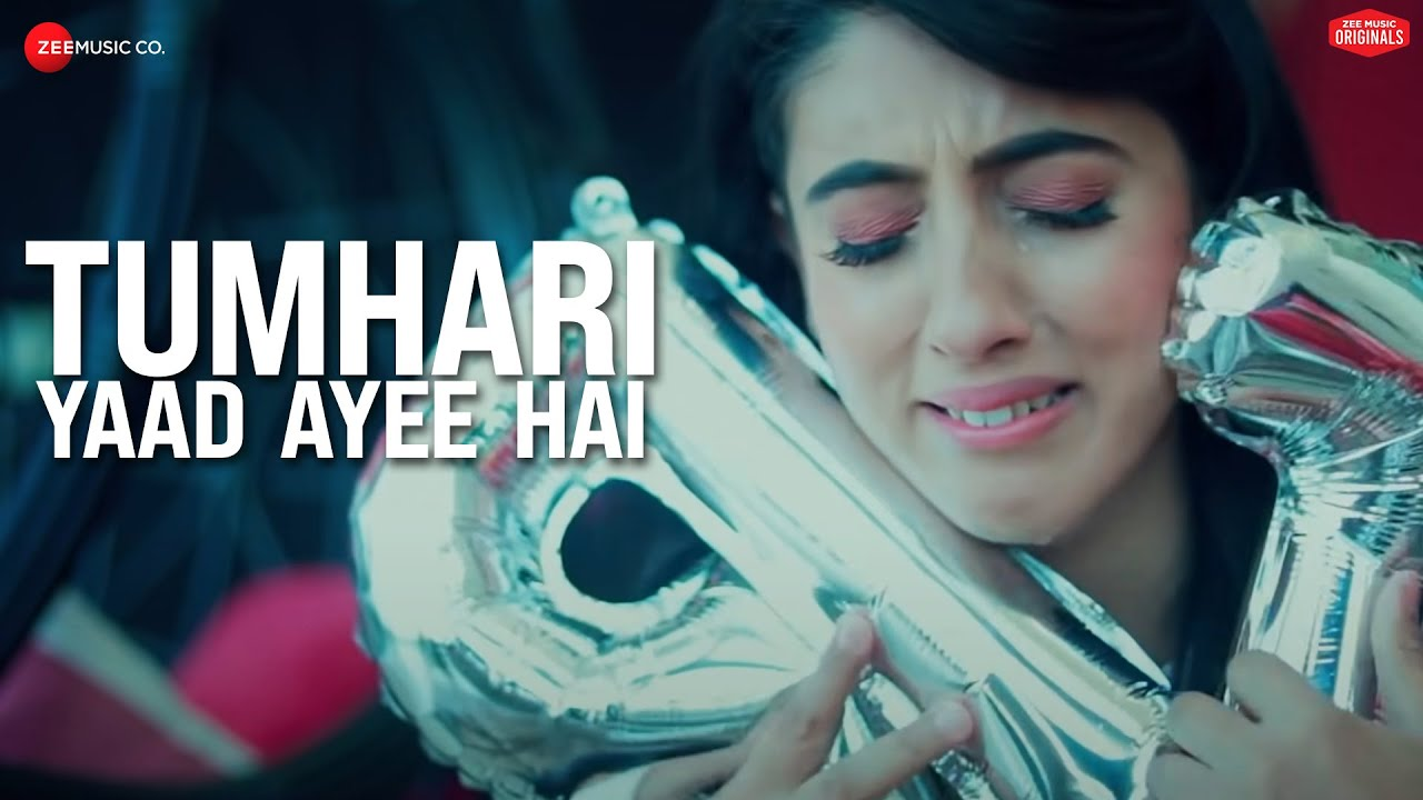 Tumhari Yaad Ayee Hai Lyrics With English Translation