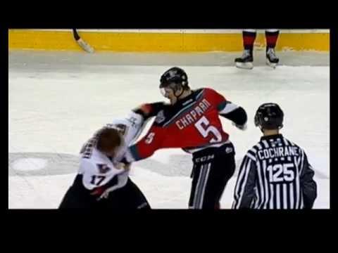 Rob Trzonkowski vs. Mitchell Chapman