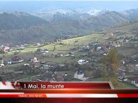 1 Mai, la munte