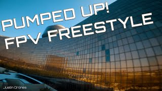 | !Pumped Up! | 6s DJI FPV Freestyle Flight | This Building is EPIC!
