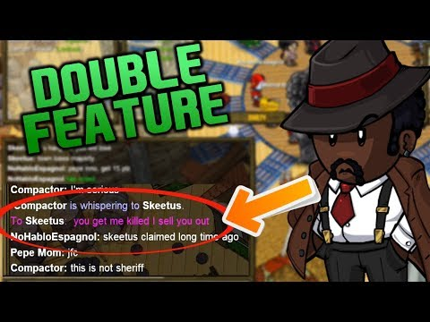 DOUBLE FEATURE!   When To Out Evils + Bonus Game Town of Salem