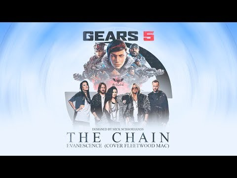 Evanescence: The Chain (From Gears 5) Lyrics.