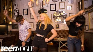"""Learn the Dance Moves to """"Real Girl"""" with Chantal Claret & Foxes  – Breakfast with Bevan"""