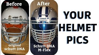 Show Us Your Helmet Pics Ep.10 / Get Your Pics On Youtube!