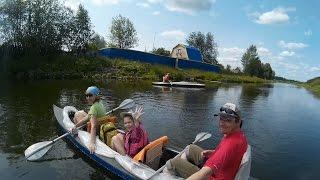 Сплав по реке Чусовая 9 дней