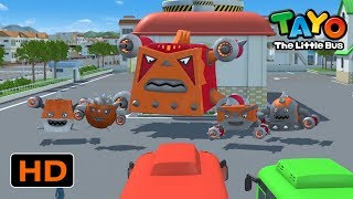 Tayo English Episodes l Space Monsters Attack the town! l Tayo the Little Bus