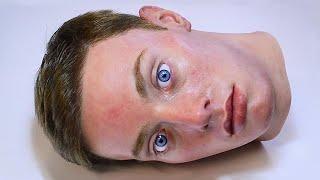 Most Realistic Animatronic Head