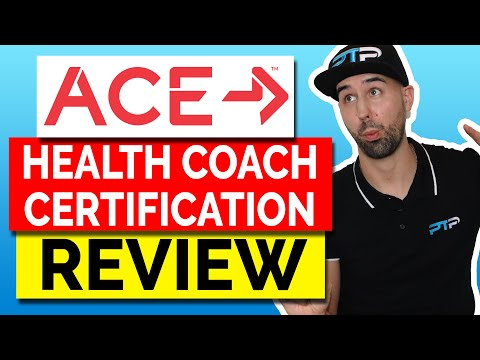 ACE Health Coach Certification Review - Check it out! - YouTube