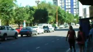 preview picture of video 'BAHIA BLANCA - PLAZA RIVADAVIA (ARGENTINA)'