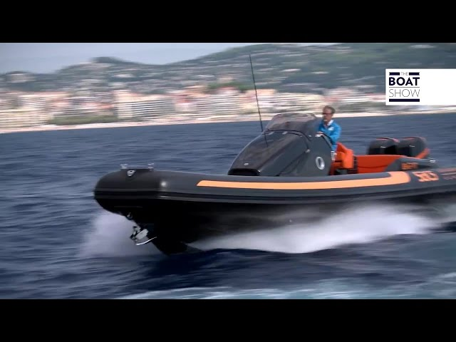[ITA] SACS STRIDER 10 - Review - The Boat Show