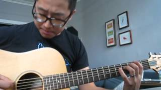 Death Cab For Cutie Why You'd Want to Live Here (cover)