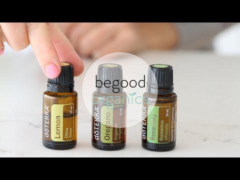 Essential Oils 101 Workshop - YouTube
