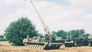 Ударная сила: Атомная Артиллерия - Атомная Пушка Малка Ударная Сила 2015 №5