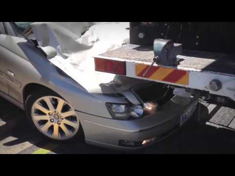 SA Power Networks safe driving video series - Reversing