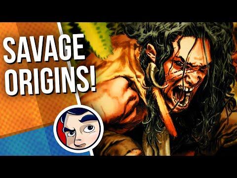 Savage Origins (Tarzan Style Character) – Complete Story | Comicstorian