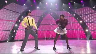 Sasha and Ricky - Waacking - So You Think You Can Dance